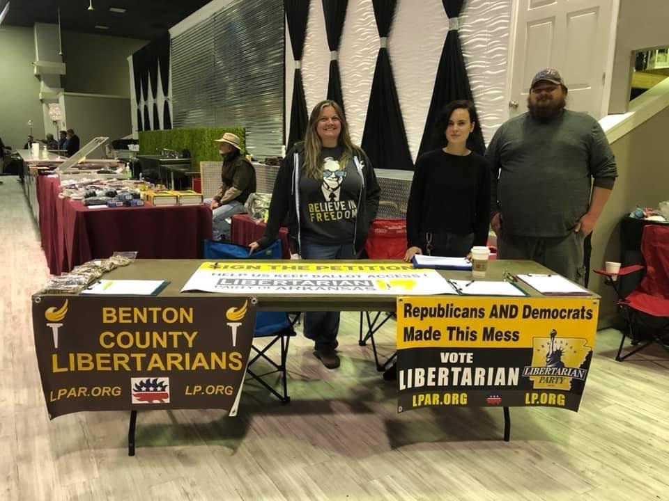 Ballot Drive 2021 - Benton County
